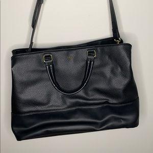 Handbags - Tutilo New York faux leather tote bag